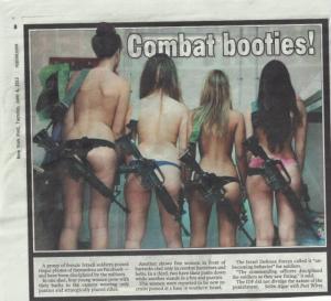 Combat Booties
