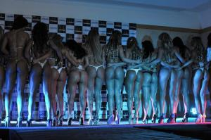 Brazilian Culo Contest