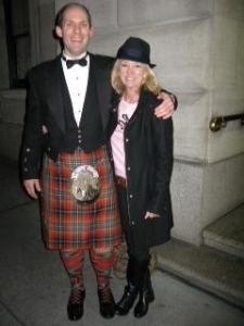 My Sister and a Charming Caledonian